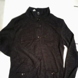Other - Mens Messic Sweater size XL Black Front Pockets